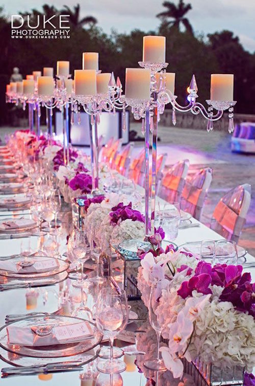 Glamorous Wedding Ideas With Stunning Decor Modwedding