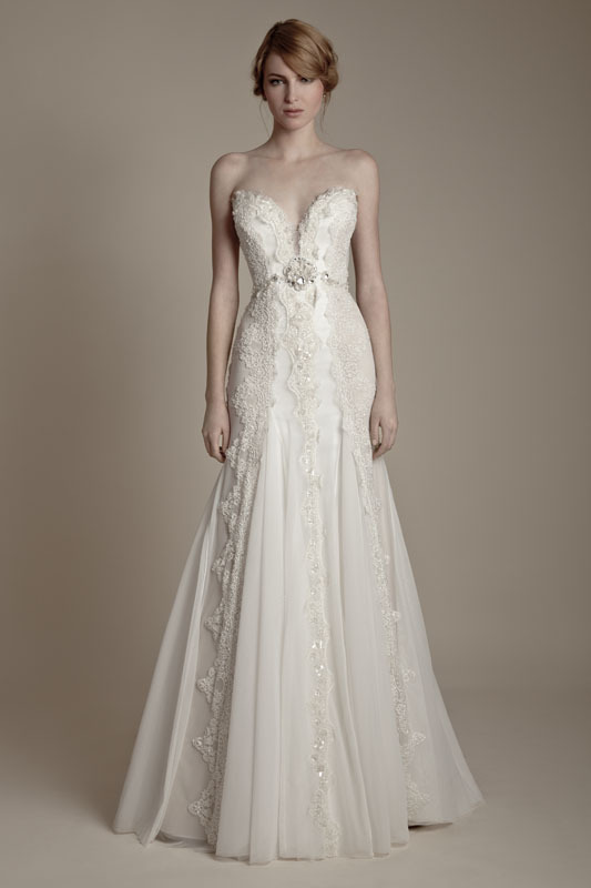A Fairy Tale Wedding Dress Collection Inspired By Russian