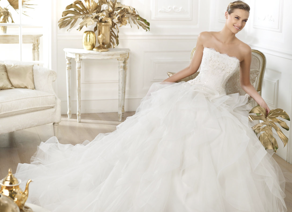 Pronovias 2014 Bridal Collection Pronovias 2014 Bridal Collection new picture