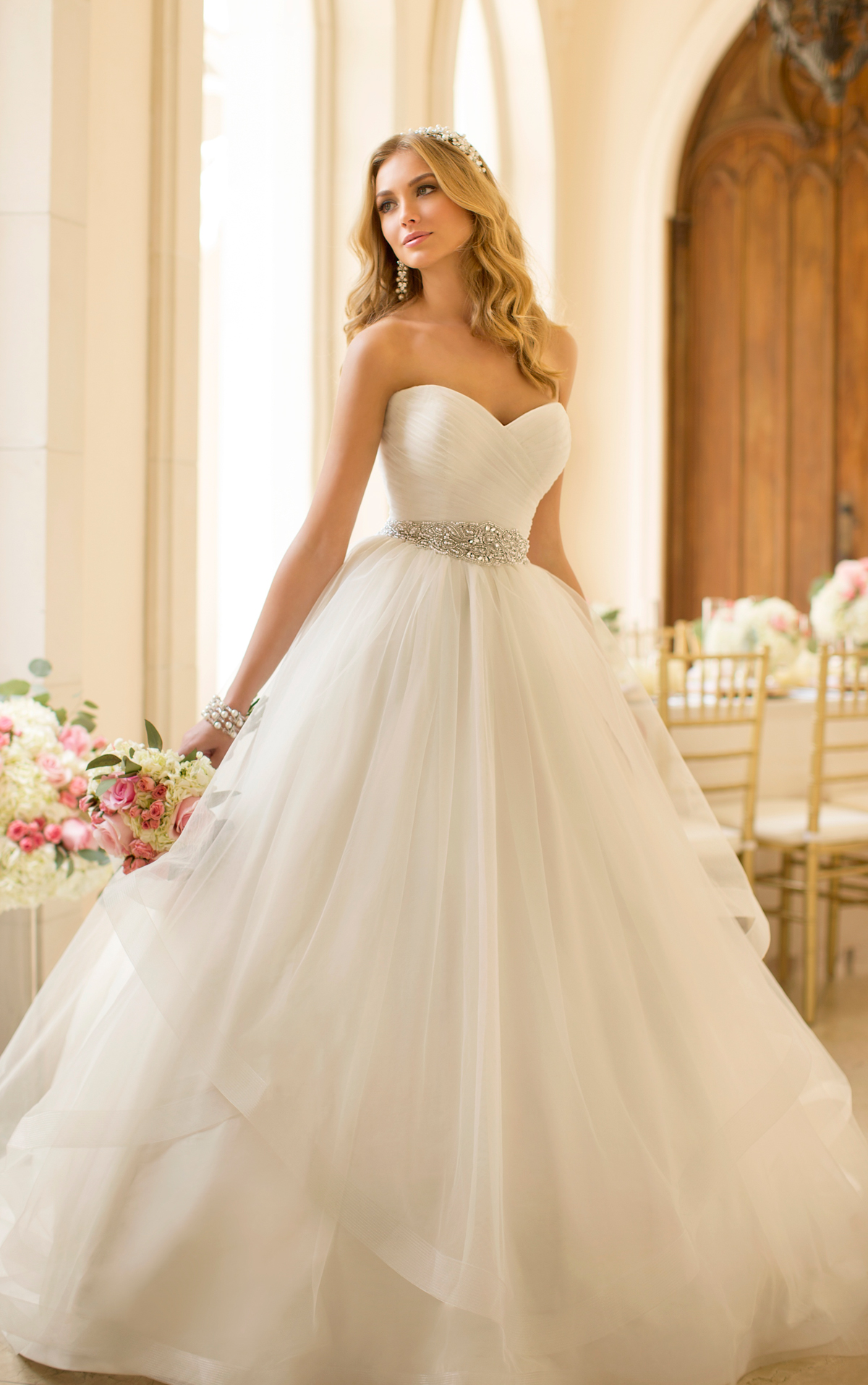 378e1c81834 Glamorous Stella York Wedding Dresses 2014 Collection - MODwedding