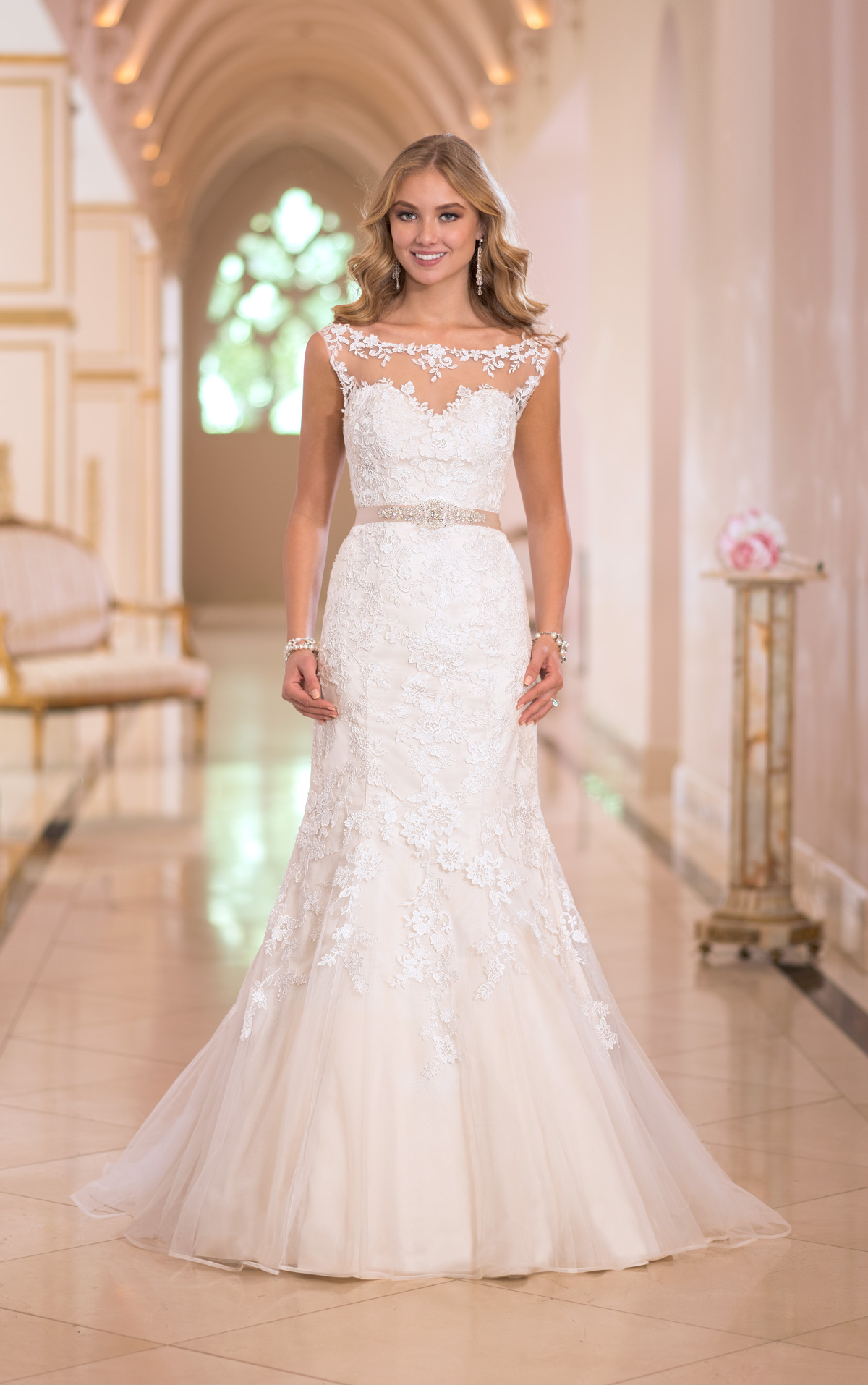 dc10f7eb160 Glamorous Stella York Wedding Dresses 2014 Collection - MODwedding