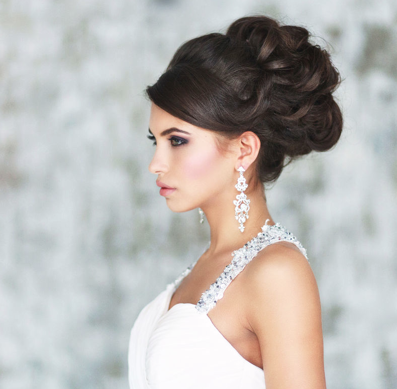 Wedding Hairstyle Photos: 22 New Wedding Hairstyles To Try