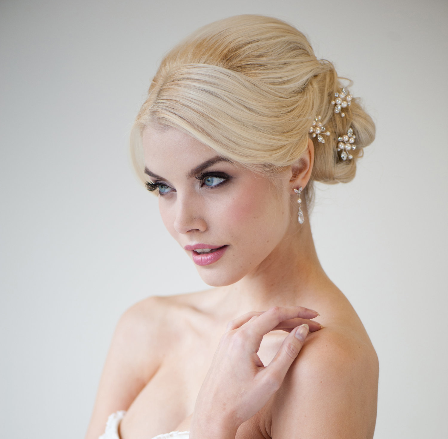28 Prettiest Wedding Hairstyles: 24 Mind-Blowingly Beautiful Wedding Hairstyles