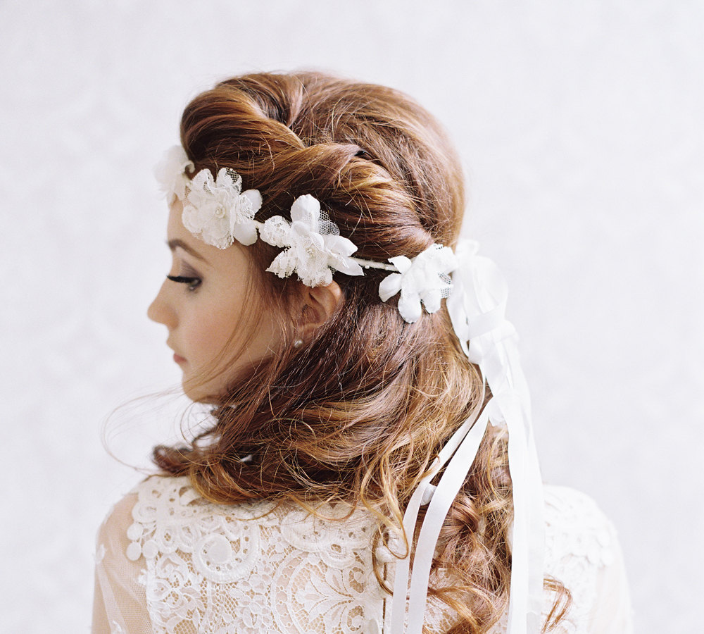 Bridal Inspiration These Bridal Updos Are The Real Deal: 33 Wedding Hairstyles With Most Romantic Hair Accessories