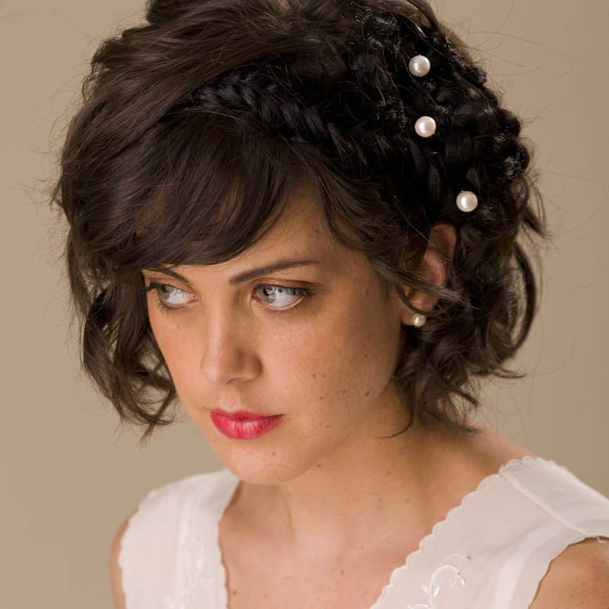 Most Popular Wedding Hairstyles: 33 Wedding Hairstyles With Most Romantic Hair Accessories