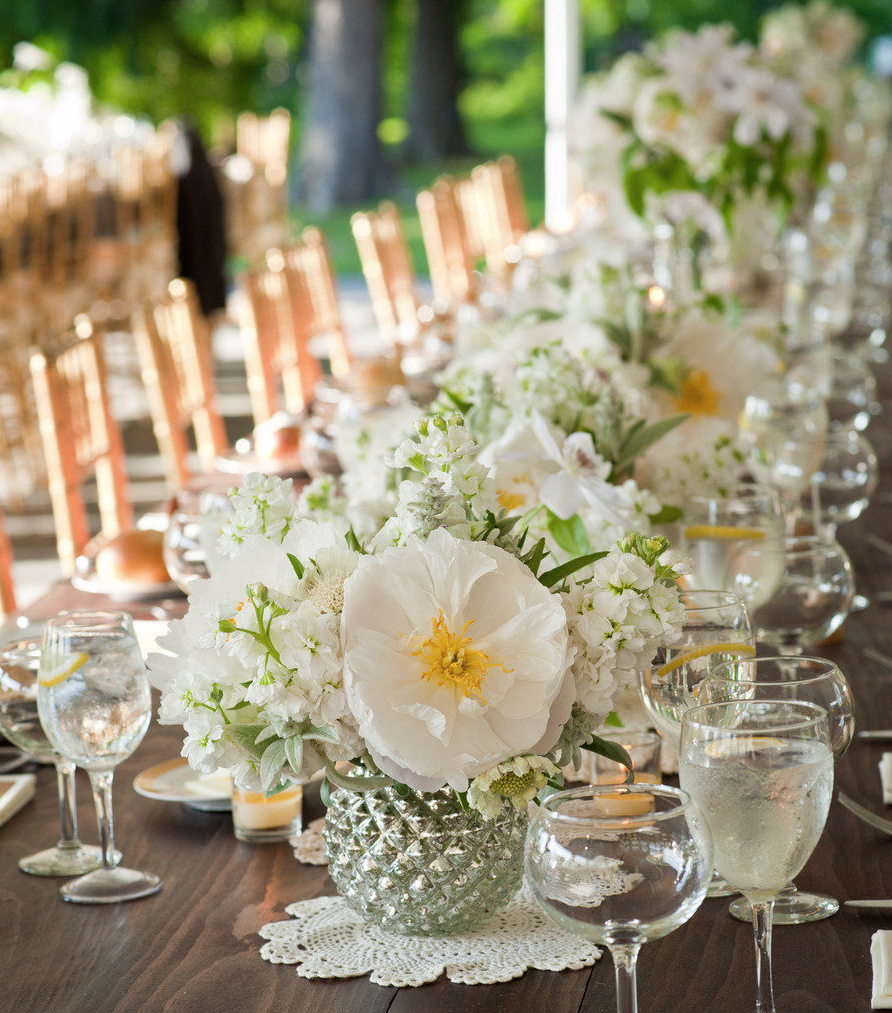 Simply Gorgeous Wedding Reception Ideas