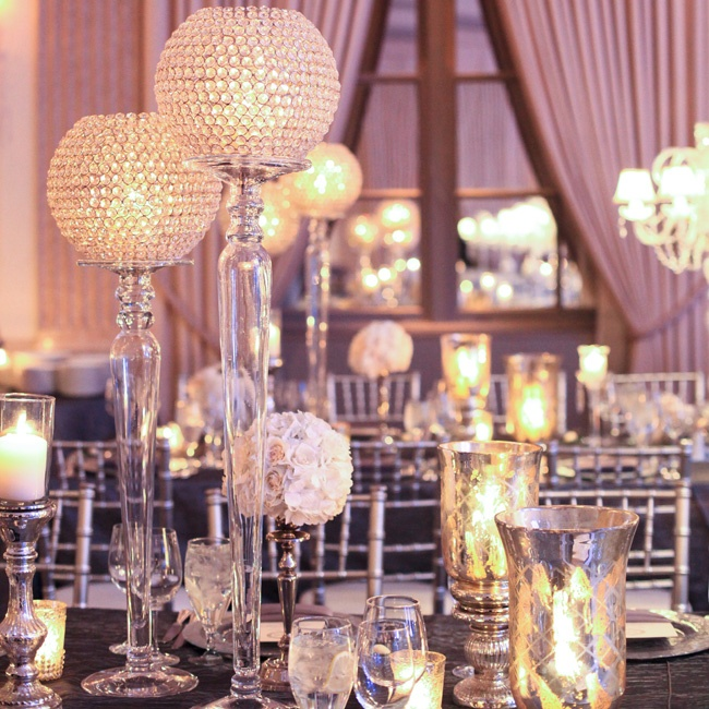 Ideas For Centerpieces For Wedding Reception Tables: 23 Chic And Beautiful Wedding Centerpiece Ideas