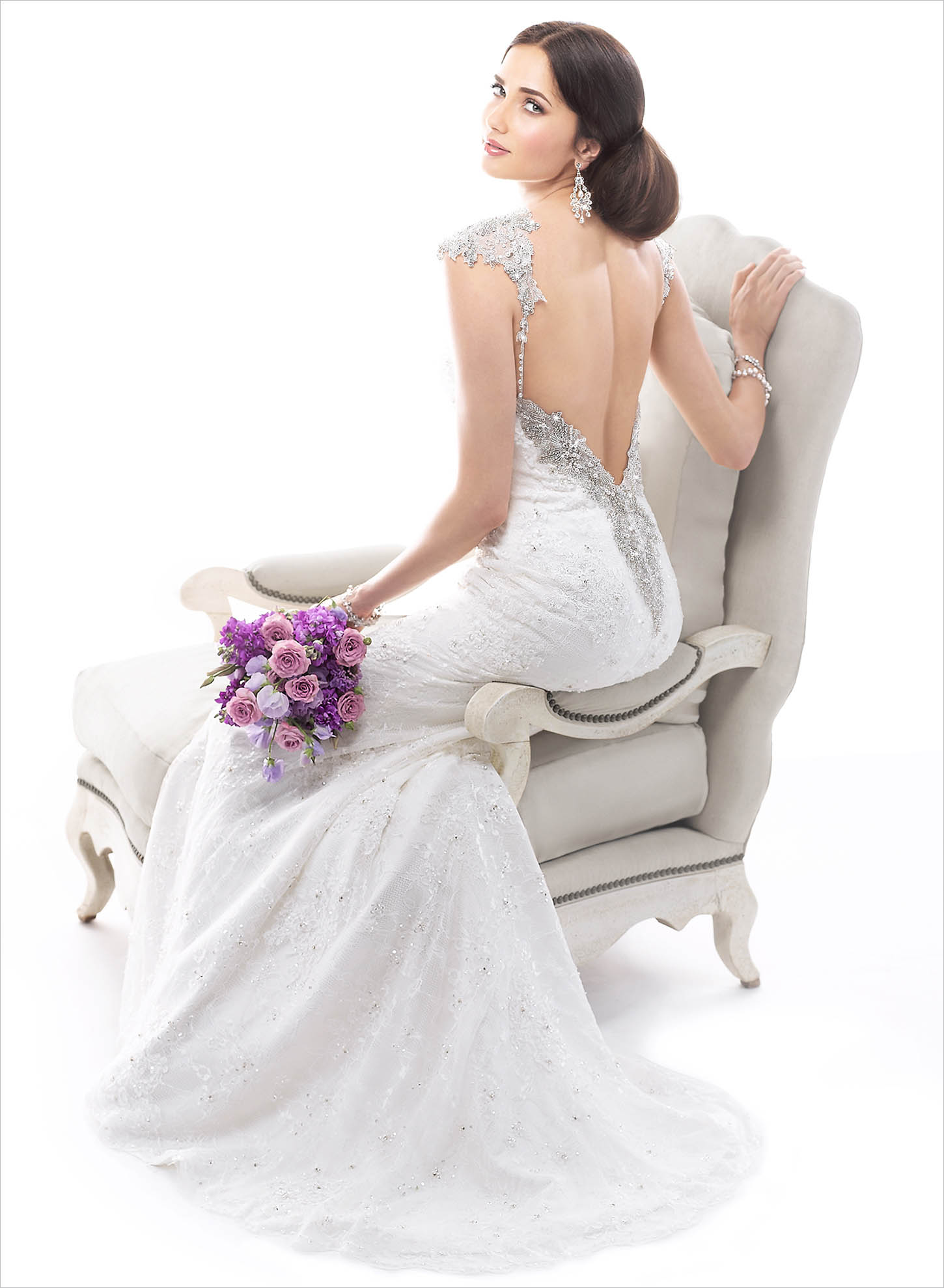 "9e32ee8dff7c ... slenderizing fit known simply as the ""Maggie Magic,"" Maggie Sottero  Designs is one of the most recognized and sought after bridal gown  manufacturers in ..."
