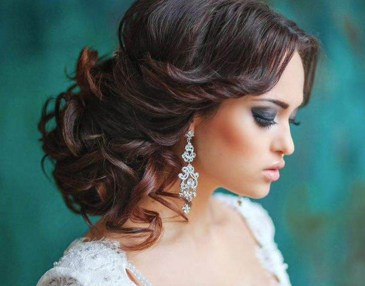 Creative And Elegant Wedding Hairstyles For Long Hair Modwedding