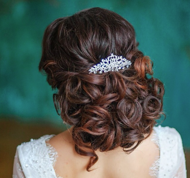 Wedding New Hair Style: 35 New Wedding Hairstyles To Try
