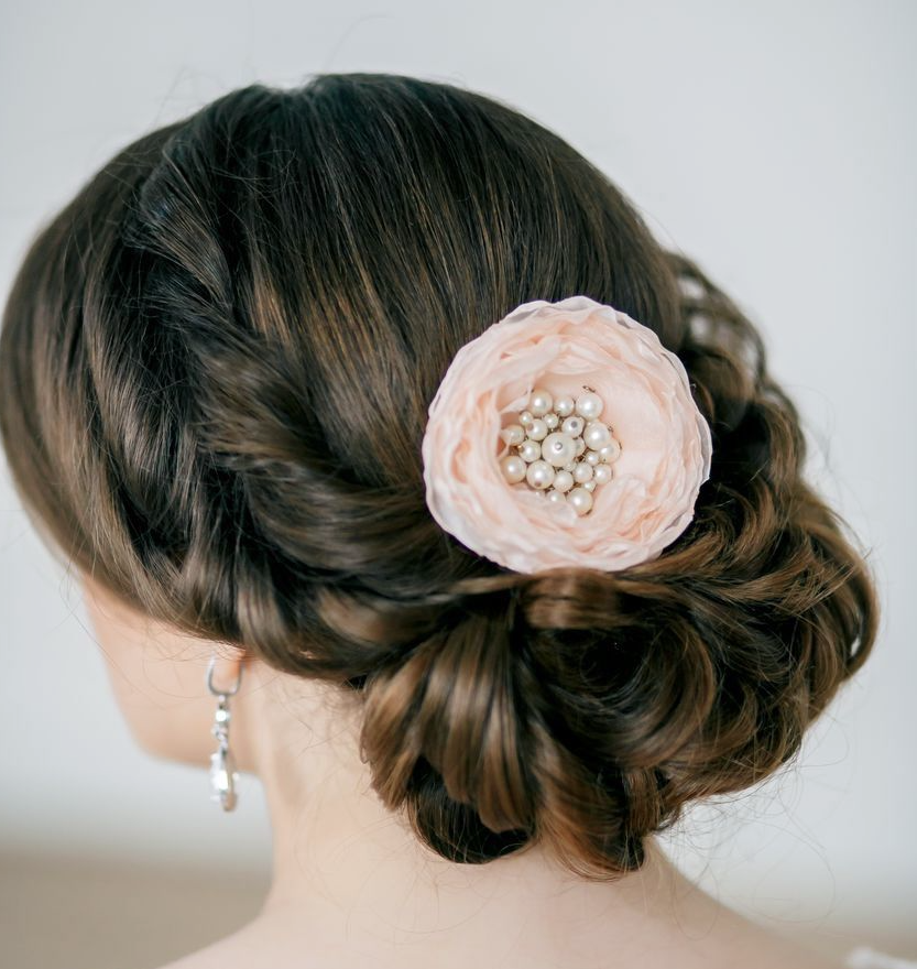 Wedding New Hair Style: 30 Creative And Unique Wedding Hairstyle Ideas