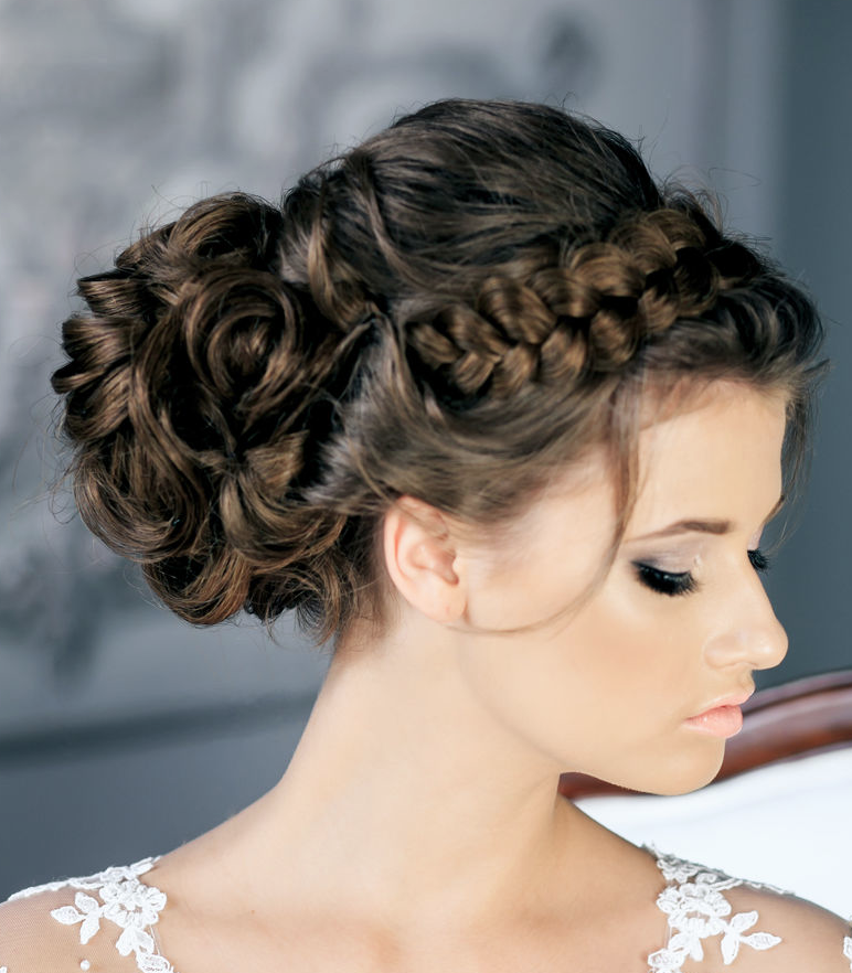 Wedding Hairstyle Photos: 30 Creative And Unique Wedding Hairstyle Ideas