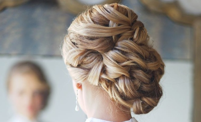 Hairstyle Wedding 2014: 30 Creative And Unique Wedding Hairstyle Ideas
