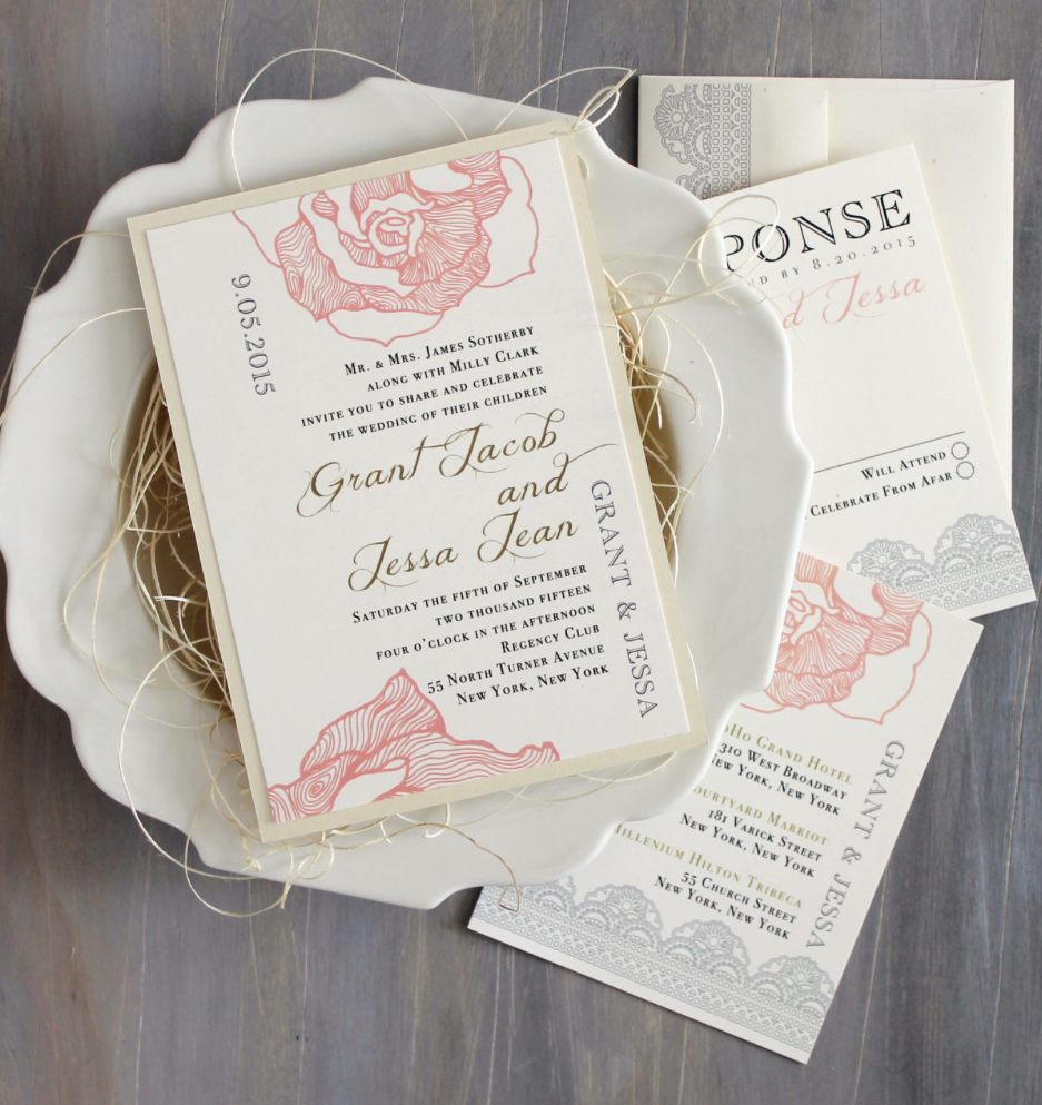Invitation Ideas For Wedding: Unique Wedding Invitation Ideas