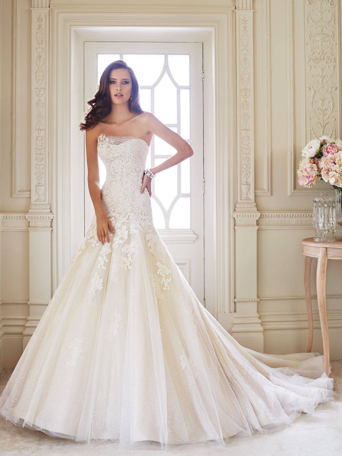 Sophia Tolli Wedding Dresses 2014 Collection Modwedding