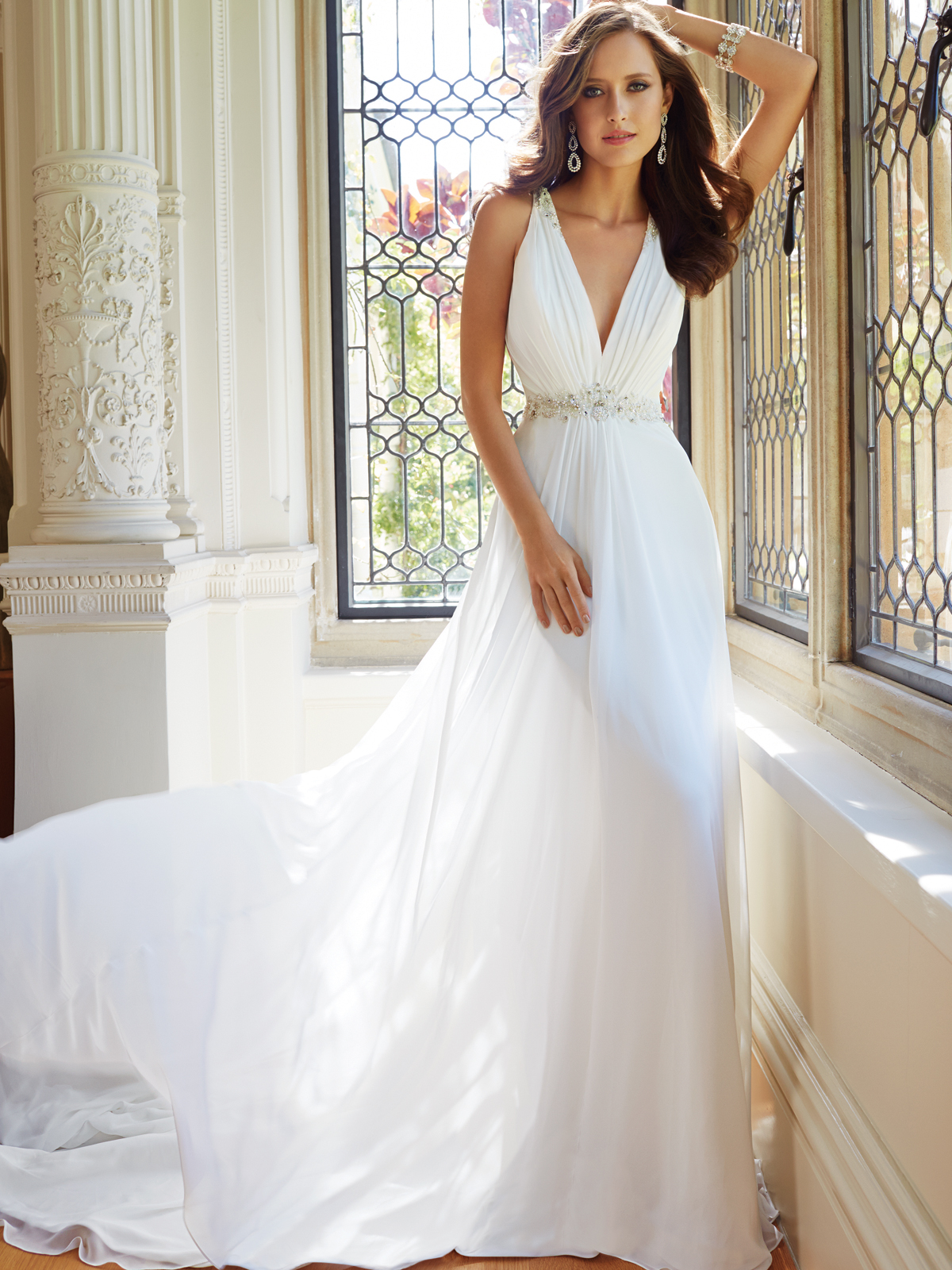 21c48b1a06a Sophia Tolli Wedding Dresses 2014 Collection - MODwedding