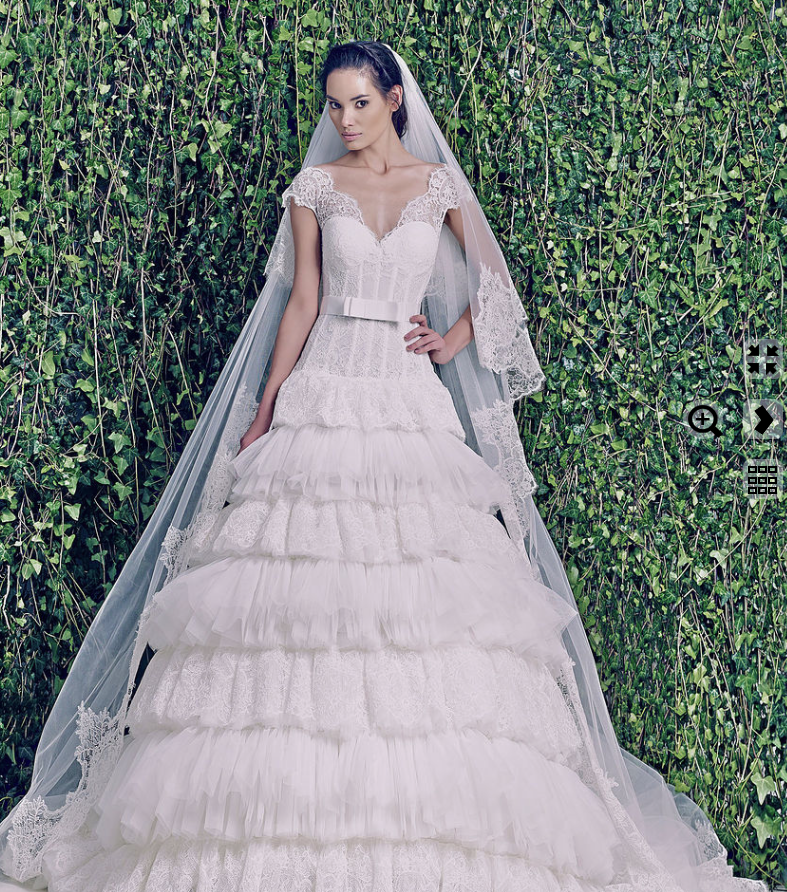 Zuhair Murad Wedding Dresses 2015 Fall: Zuhair Murad Wedding Dresses 2015 Collection