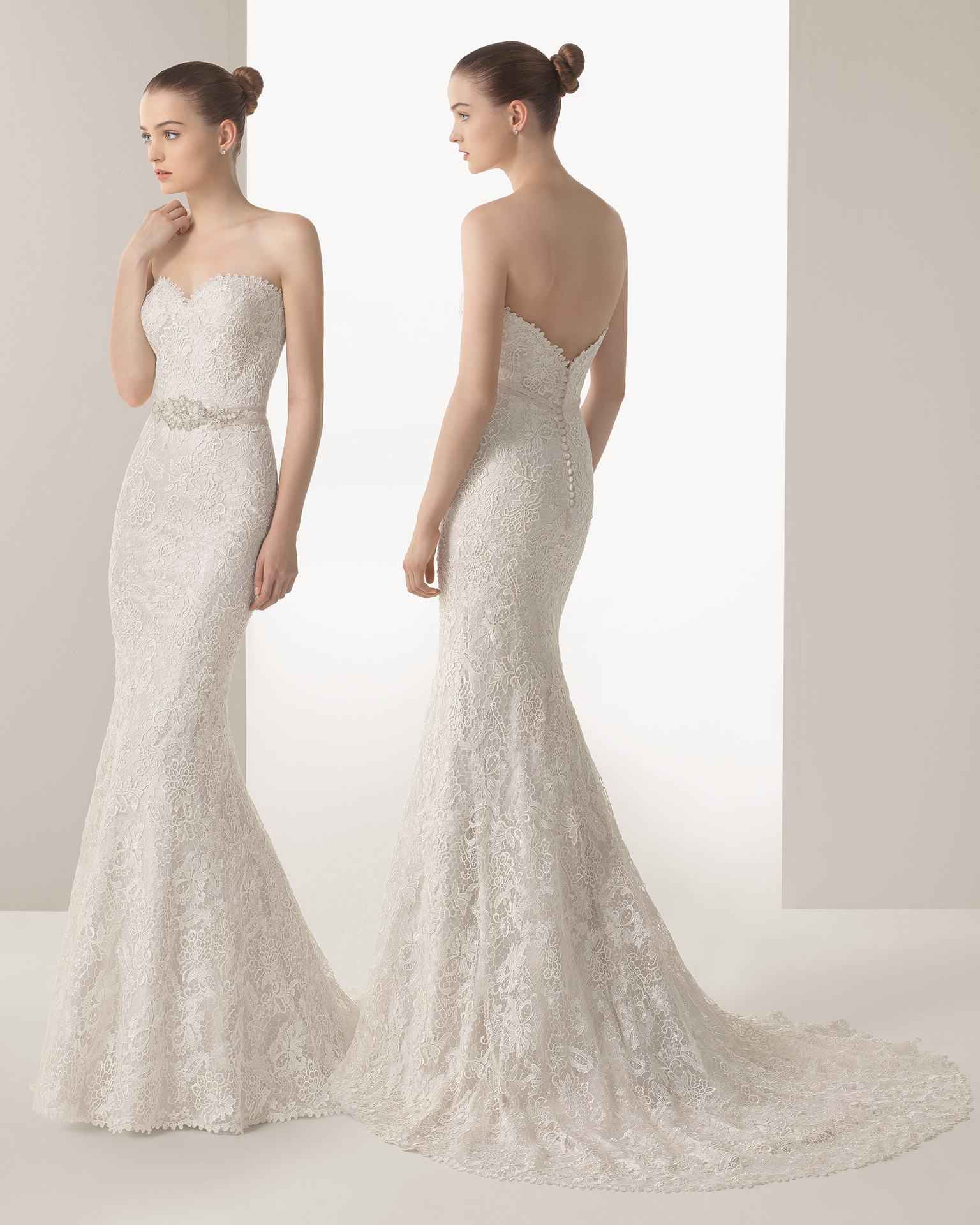 34c6fde6dd Soft by Rosa Clara Wedding Dresses 2015 - MODwedding