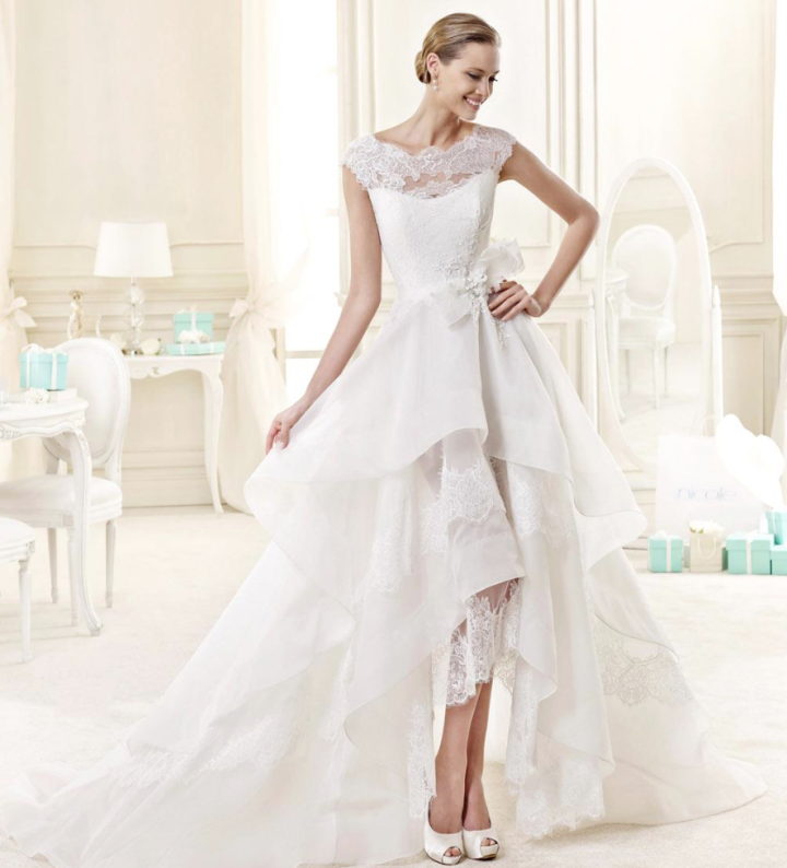 gorgeous nicole spose wedding dresses 2015 - modwedding