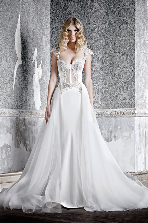75d3e2ca89b Editor s Pick  Pallas Couture Wedding Dresses with Exceptional Design  Details