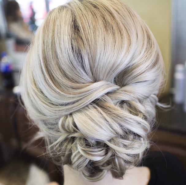Long Hair Soft Wedding Hairstyles Prom Tutorials