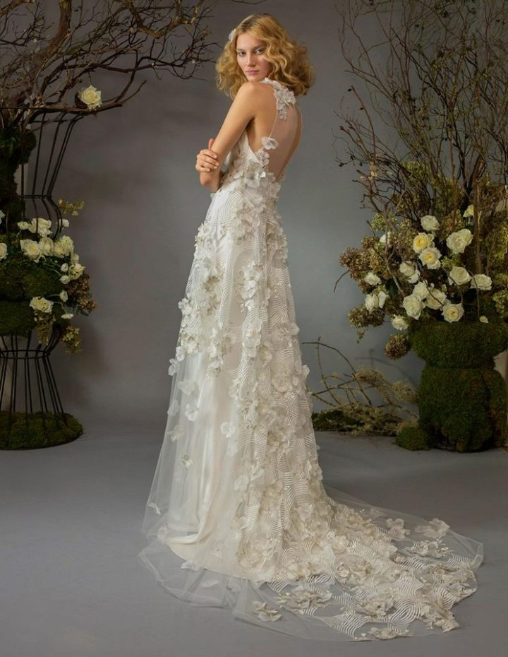 Sexy ethereal gowns