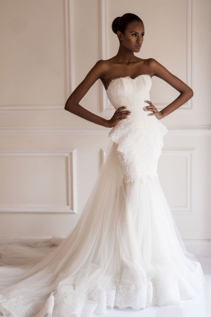 Couture Wedding Dresses 2014