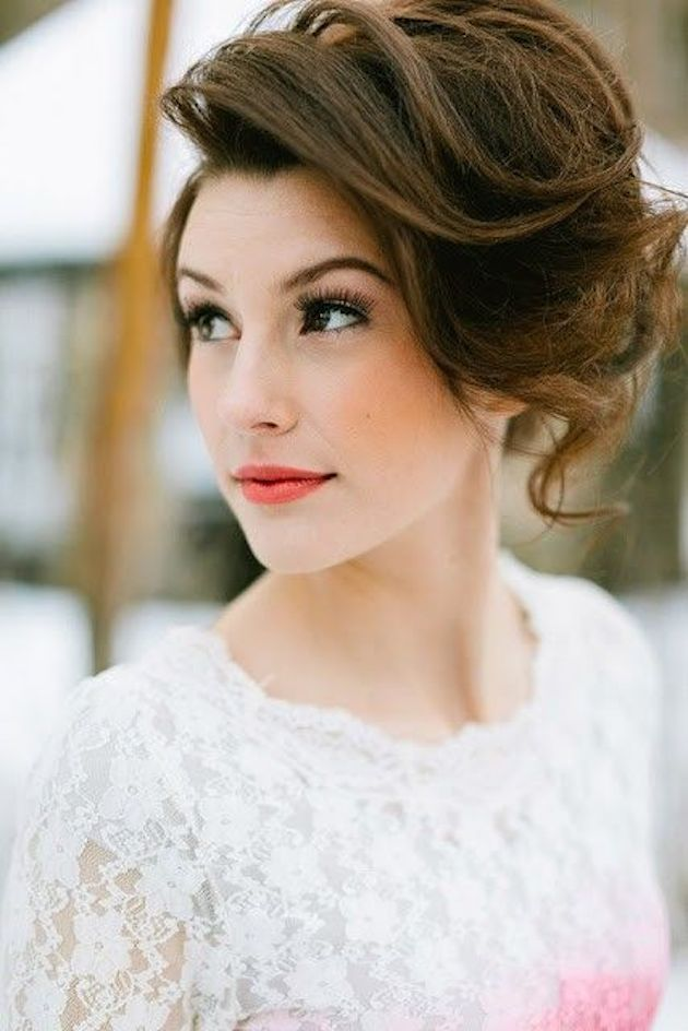 How To Rock The Perfect Wedding Hairstyles For Short Hair