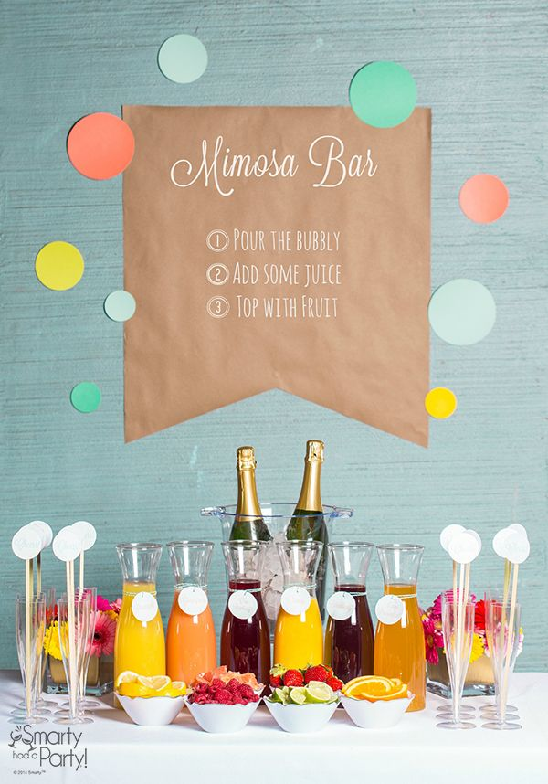 cbe441d12394 20 Bridal Brunch Ideas for a Perfect Party with the Girls