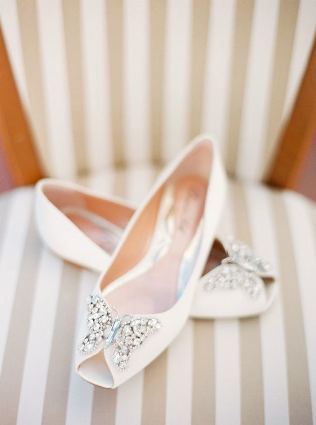 Stepping Out In The Best Wedding Shoes Ever Modwedding
