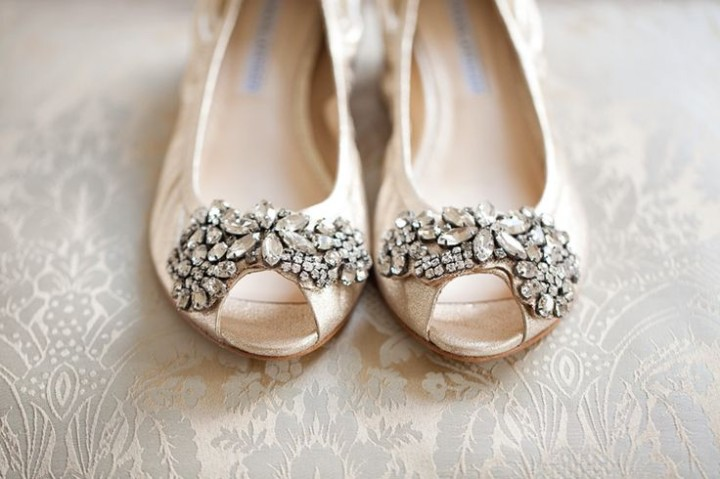 4f7985cb7837 Cutest Flat Wedding Shoes for the Love of Comfort and Style - MODwedding