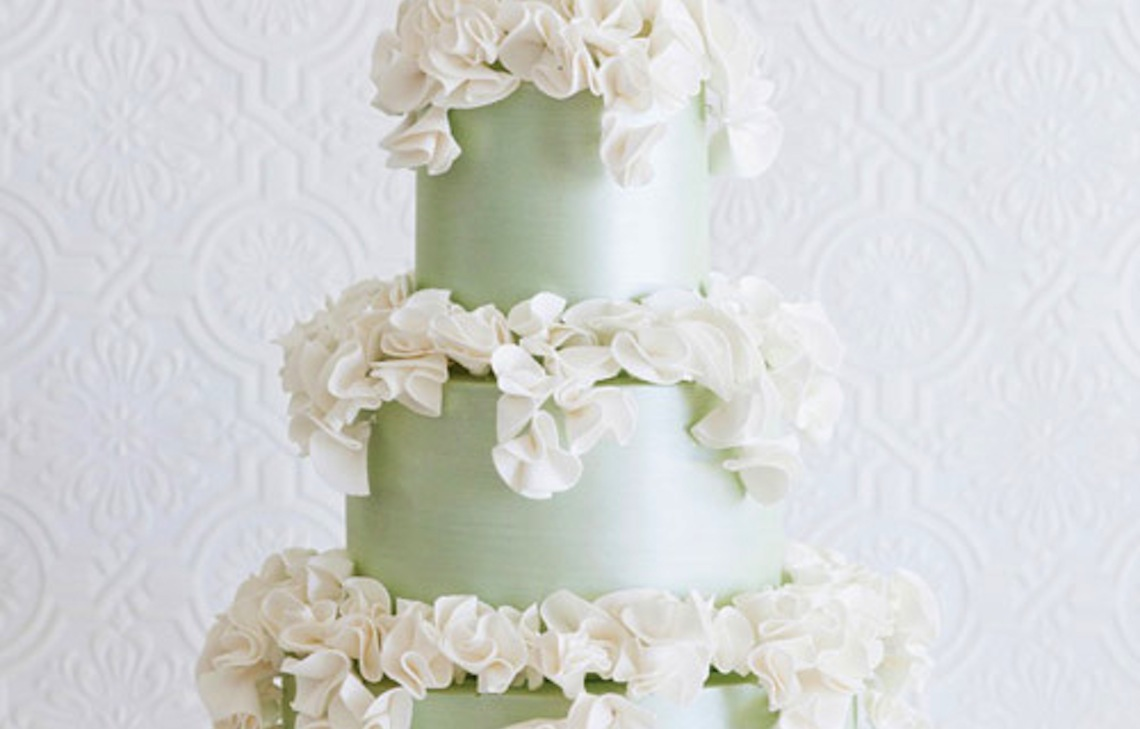 Beautiful Wedding Cakes From Faye Cahill Cake Design In