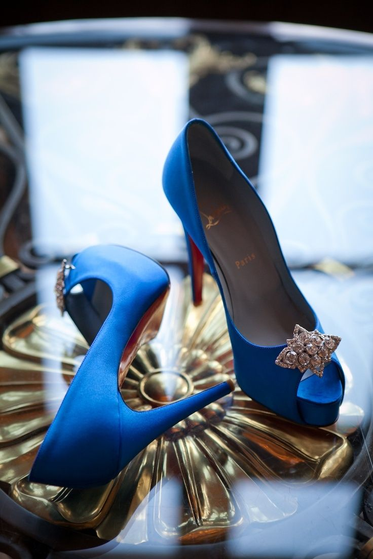 21 Times Christian Louboutin Wedding Shoes Made Us Fall In Love