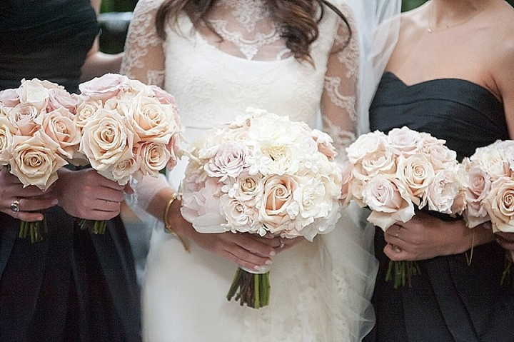 Pink Roses And Lace New Orleans Wedding Modwedding