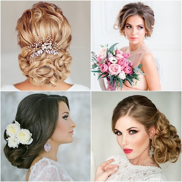 2015 Wedding Hairstyles: Incredibly Stunning Wedding Hairstyles