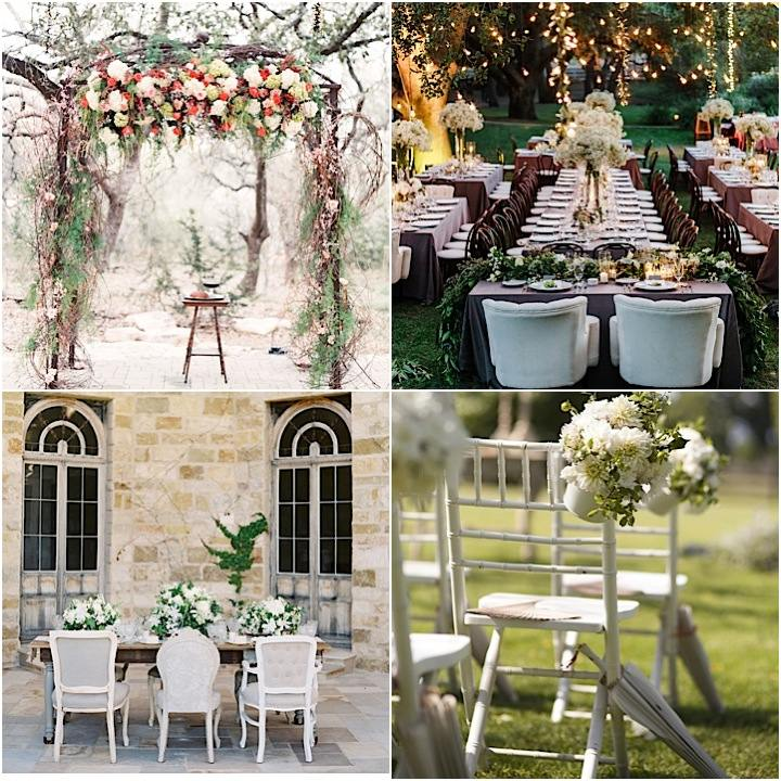 bd919d1f91eb5 Fantastic Outdoor Wedding Ideas for Spring and Summer Events