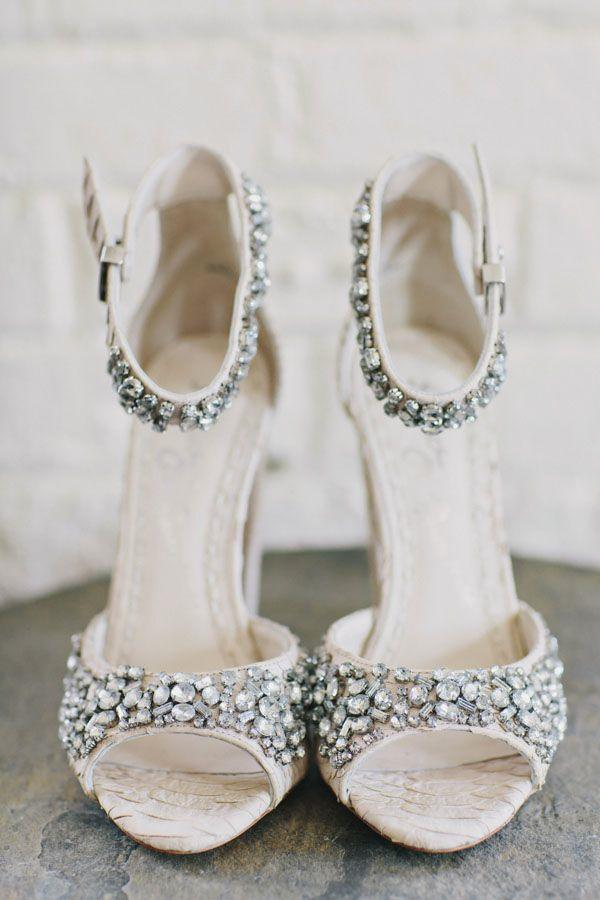 447d6489a2b 20 Perfect Wedding Shoes to Wear Down the Aisle - MODwedding