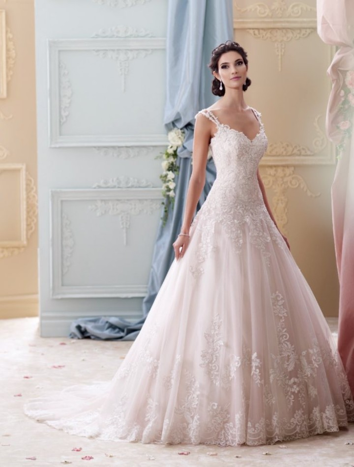 David Tutera Wedding Dresses 2016 Modwedding