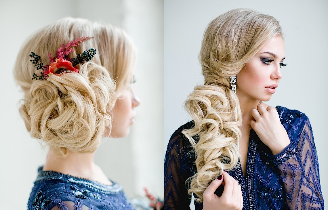 Full On Glamour: Timeless Wedding Hairstyles