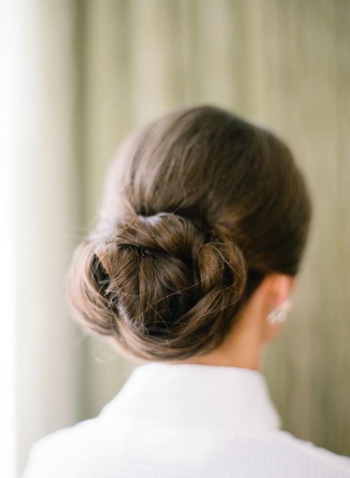 Updo Wedding Hairstyles With Special Details Modwedding