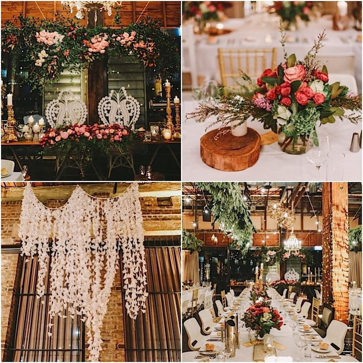 Romantic Garden Wedding Ideas In Bloom: Sydney Wedding: Romantic Botanical Garden Theme