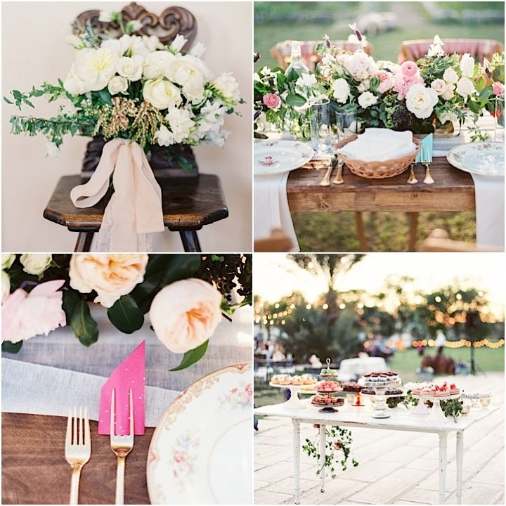 Whimsical Garden Wedding: Whimsical Garden Party Texas Wedding