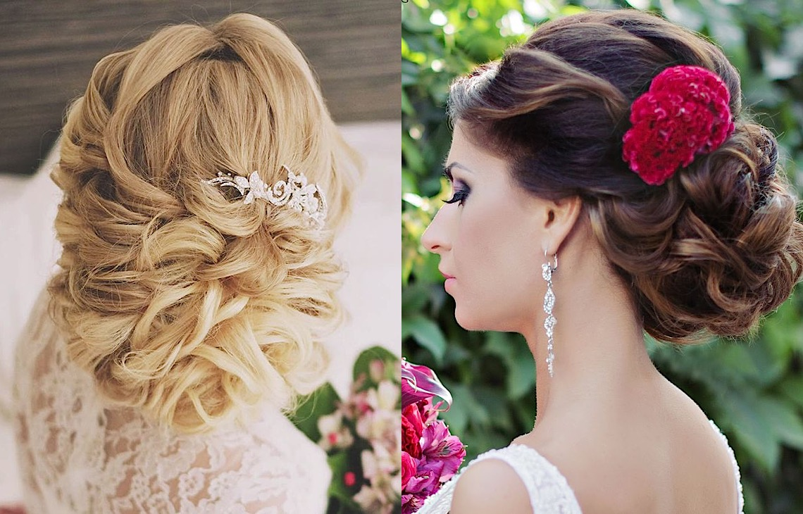 Flawlessly Crafted Wedding Hairstyles