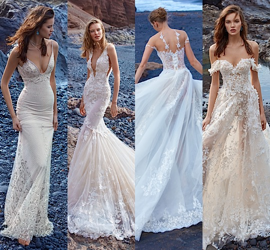 Galia Lahav Wedding Dresses: Stunningly Fashion-Forward Galia Lahav Wedding Dresses