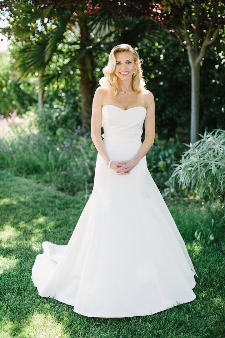 a napa wedding filled with summertime bliss