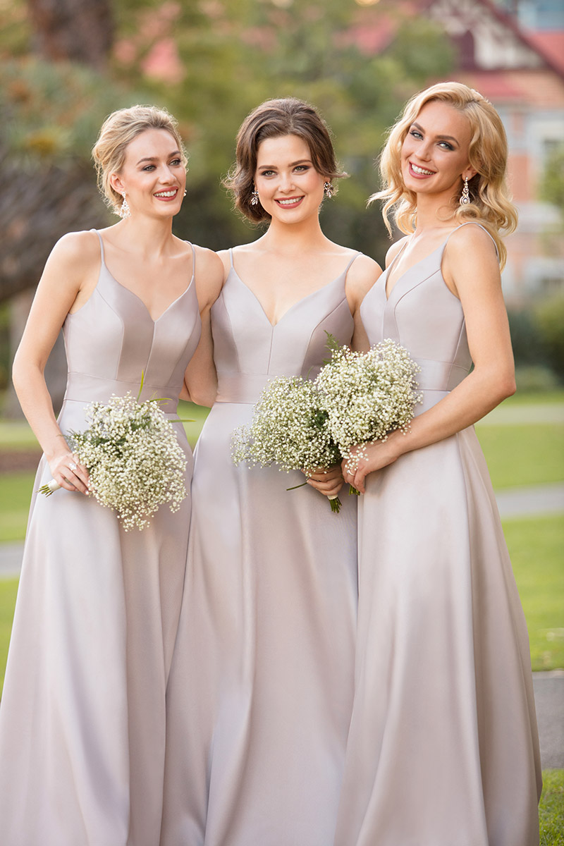 64a9f6cbc94 Modern Chic Sorella Vita Bridesmaid Dresses Are the New Classics ...