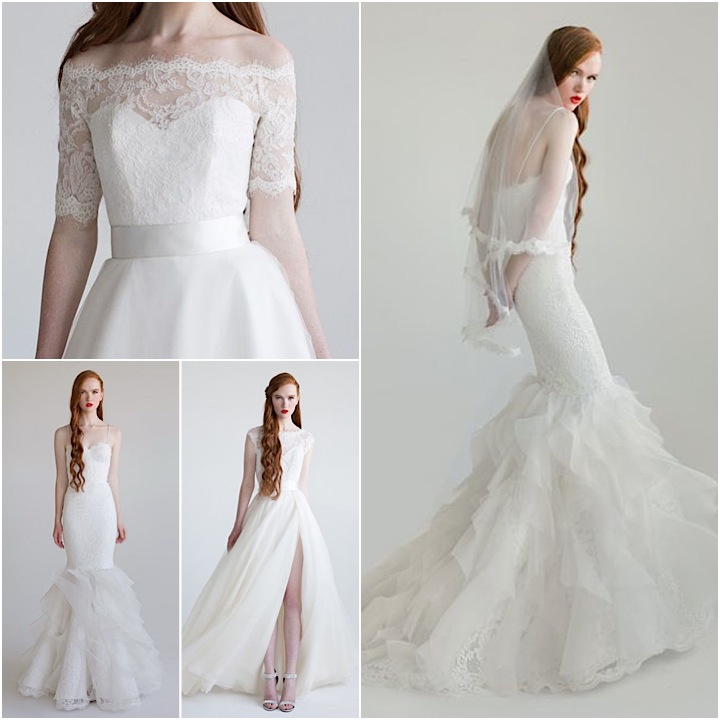 Aria Wedding Dresses 2016 Collection