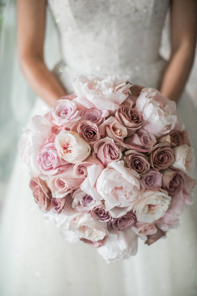 c326f449061b Glamorous Lavender and Blush Beverly Hills Wedding with a Parisian ...