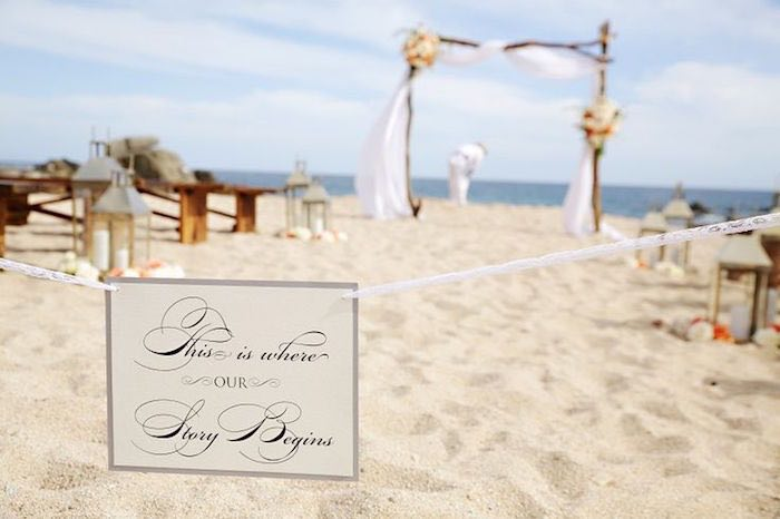 Beach Wedding Ceremony Ideas 1 092017ch
