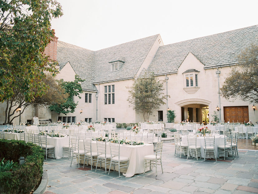 Picture Perfect Outdoor Beverly Hills Wedding At Greystone Mansion